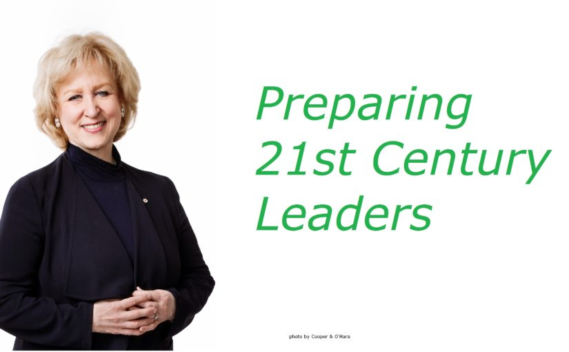 Preparing 21st Century Leaders